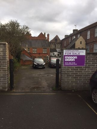 Land for sale in High Street, St Johns Square, Glastonbury
