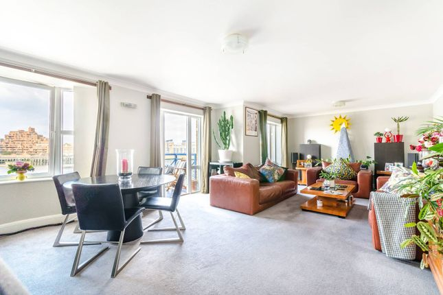 Thumbnail Flat for sale in Rotherhithe Street, Rotherhithe