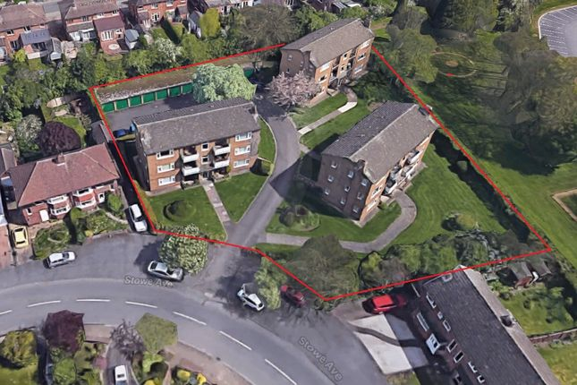 Thumbnail Flat for sale in Stowe Avenue, West Bridgford, Nottingham