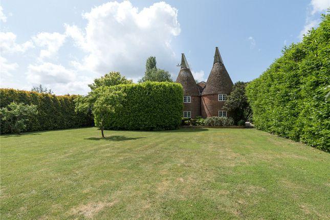 Thumbnail Detached house for sale in Finn Farm Road, Kingsnorth, Ashford, Kent