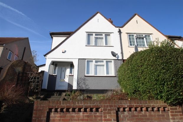 Thumbnail Semi-detached house for sale in Winlaton Road, Bromley