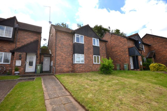 Thumbnail 2 bed terraced house to rent in Bridgeway, New Bradwell