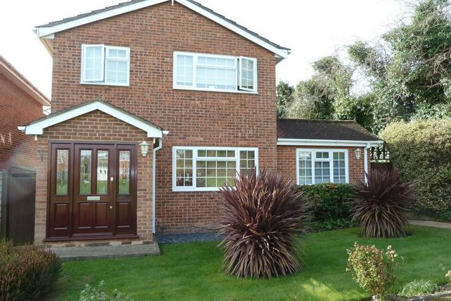 Thumbnail Detached house for sale in Archer Way, Swanley