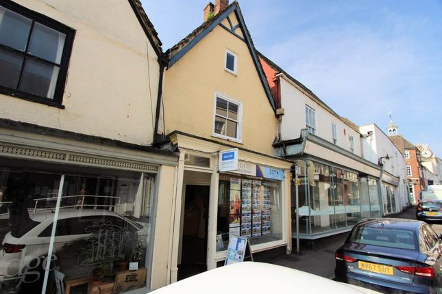 Thumbnail Flat to rent in 46 Long Street, Wotton-Under-Edge, Gloucestershire