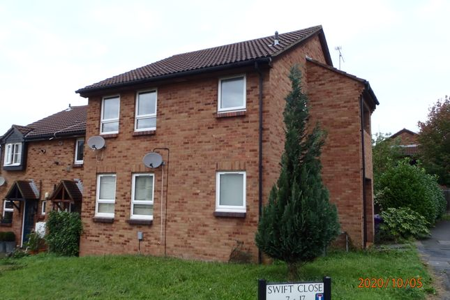 1 bed flat to rent in Swift Close, Letchworth SG6