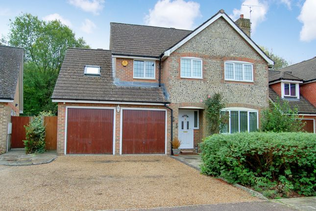 Thumbnail Detached house to rent in Harvey Close, Sayers Common, Hassocks