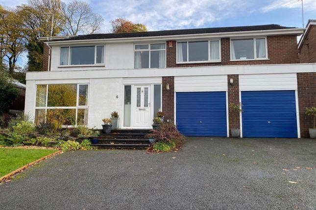 Thumbnail Detached house for sale in Meins Croft, Blackburn