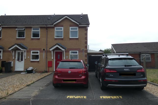 Thumbnail End terrace house for sale in Island Mews, Port Talbot