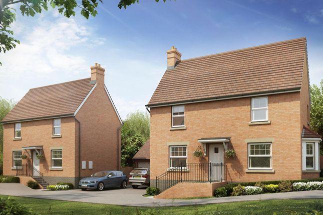 "Thumbnail Detached house for sale in ""Dartmouth"" at Bevans Lane, Pontrhydyrun, Cwmbran"