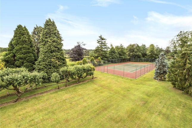 Tennis Court of Outwood Lane, Kingswood, Tadworth, Surrey KT20
