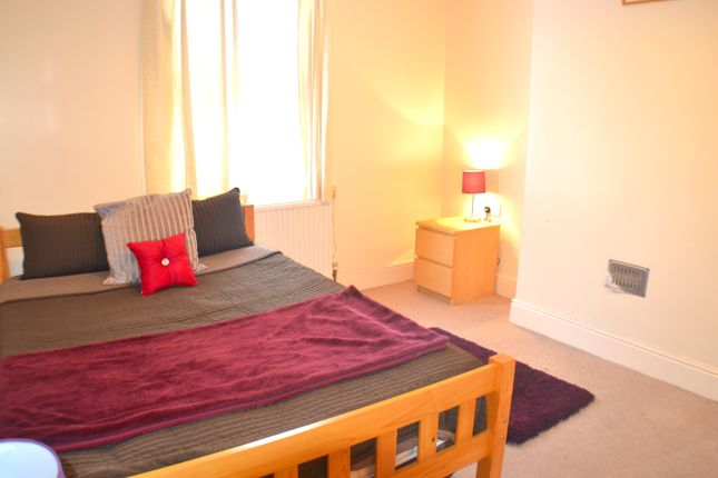 Thumbnail 4 bed shared accommodation to rent in Wolfa Street, Derby, Derbys