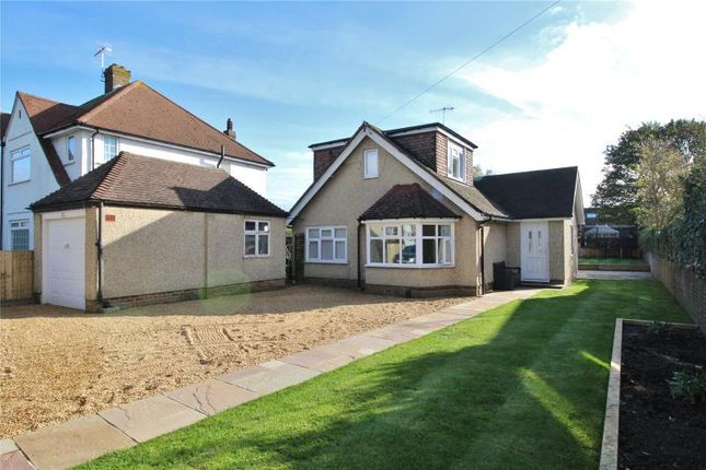Thumbnail Detached bungalow for sale in Littlehampton Road, Tarring, Worthing