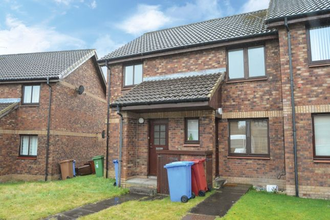 Thumbnail Flat for sale in Jarvie Place, New Carron Village, Falkirk