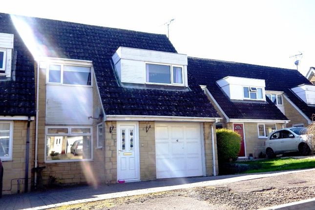 Thumbnail Semi-detached house to rent in Thessaly Road, Stratton, Cirencester