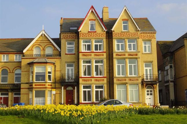 Thumbnail Town house for sale in Marine Drive, Rhyl, Denbighshire