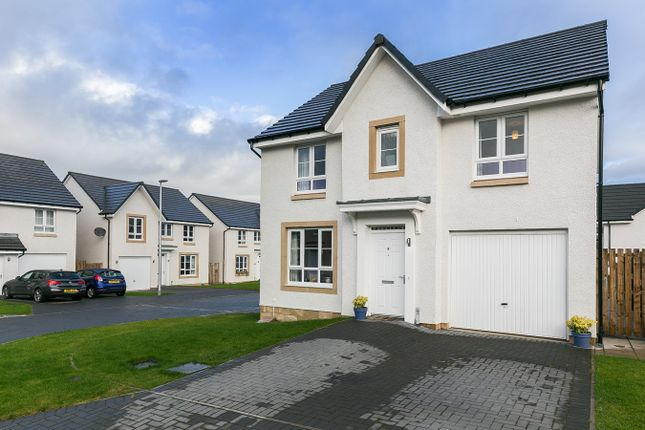 Thumbnail Detached house for sale in Esk Valley Terrace, Dalkeith