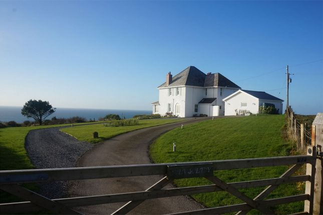 Thumbnail Detached house for sale in Pitton, Rhossili, Swansea