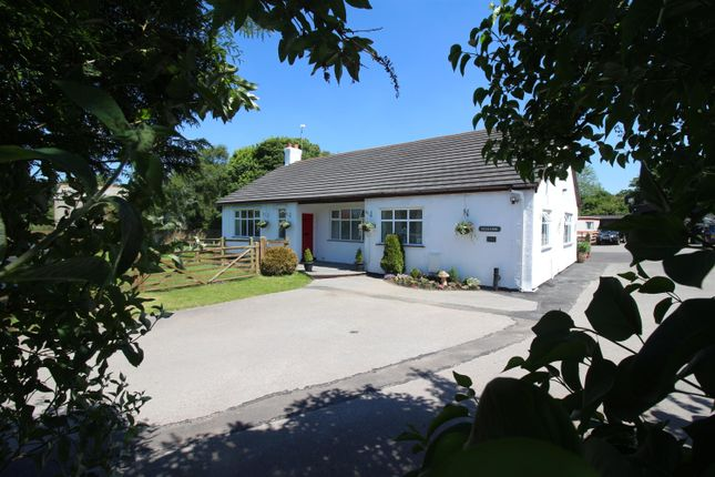 Thumbnail Detached bungalow for sale in Mill Lane, Greasby, Wirral