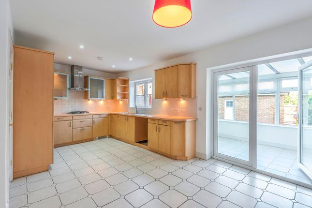 Thumbnail Town house to rent in Lady Aylesford Avenue, Stanmore, Middlesex