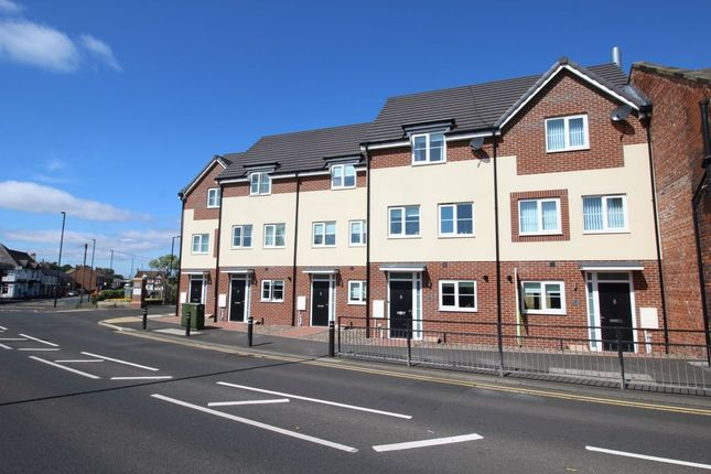 Thumbnail Property to rent in Burradon Road, Burradon, Cramlington