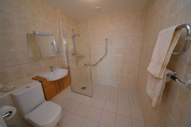Ensuite of 37, Paxton Court, Tenby, Dyfed SA70