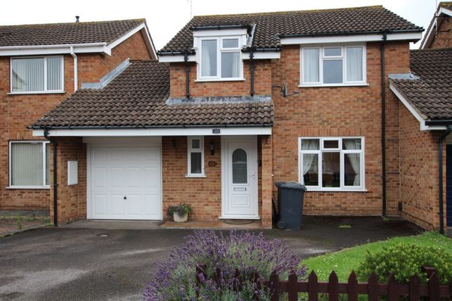 Thumbnail Detached house to rent in Skylark Way, Gloucester