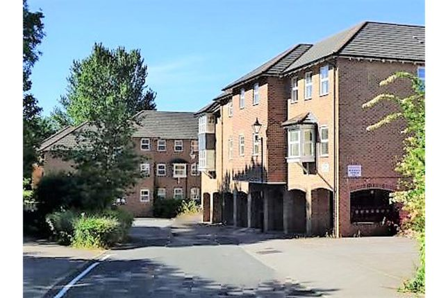 Thumbnail Flat for sale in St. Giles Close, Durham