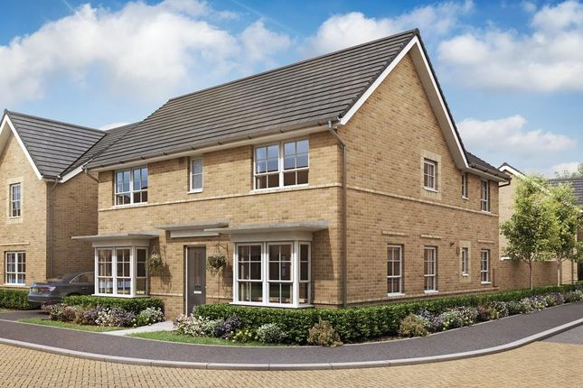 """Thumbnail Detached house for sale in """"Alnmouth"""" at Gumcester Way, Godmanchester, Huntingdon"""