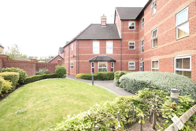 Thumbnail Flat to rent in 7 Welman Way, Altrincham