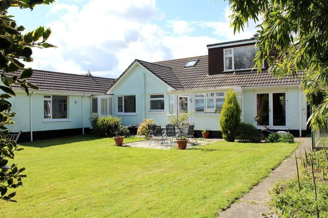 Thumbnail Detached bungalow for sale in Eastacombe Barnstaple, Tawstock, Devon