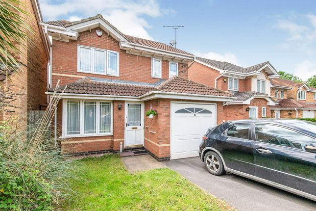 Thumbnail Detached house for sale in Fontwell Drive, Downend, Bristol