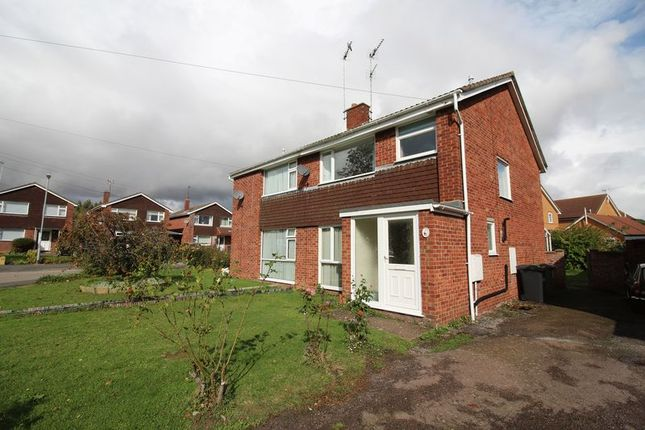 Thumbnail Semi-detached house to rent in Green End Road, Sawtry, Huntingdon