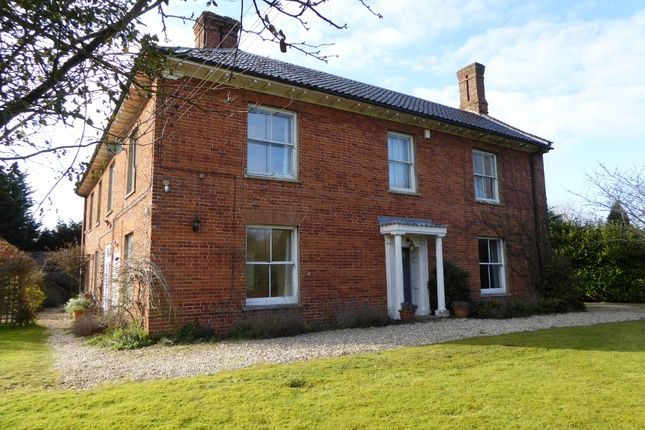 Thumbnail Detached house for sale in Bawdeswell - Dereham, Norfolk