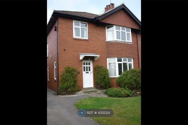Thumbnail Semi-detached house to rent in St Catherines Road, Harrogate