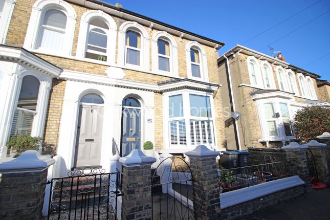 Thumbnail Semi-detached house for sale in Duncan Road, Ramsgate