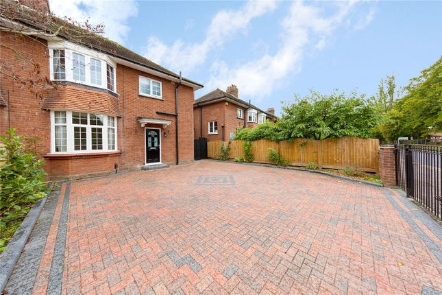 Thumbnail Semi-detached house for sale in Sandford Road, Chelmsford, Essex