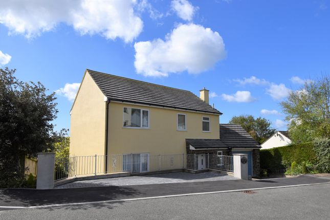 Thumbnail Detached house for sale in Strawberry Gardens, Penally, Tenby