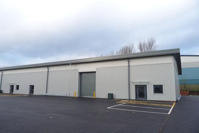 Thumbnail Industrial to let in Trentham Trade Park, Unit E3, Stanley Matthews Way, Stoke-On-Trent