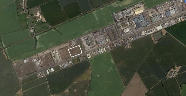 Thumbnail Land to let in Acres Of Land, Lancaster Road, Carnaby Industrial Estate, Bridlington