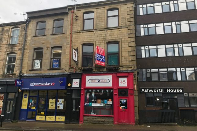 Thumbnail Retail premises for sale in Manchester Road, Burnley