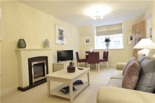Thumbnail Flat for sale in William Page Court, Broad Street, Staple Hill, Bristol