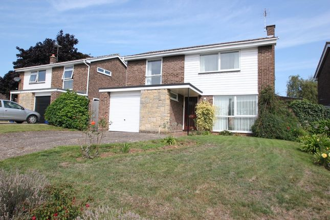 Thumbnail Detached house to rent in Marlowe Way, Colchester