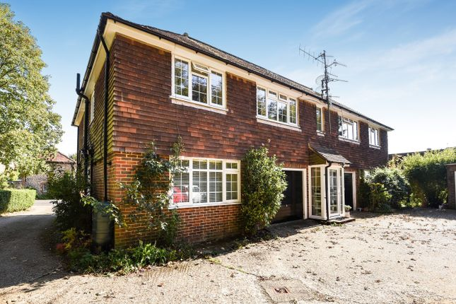 Thumbnail Flat for sale in Elm Court, High Street, Findon