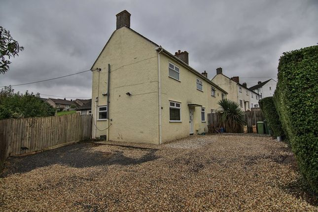 Thumbnail Semi-detached house for sale in Brynglas, Gilwern, Abergavenny