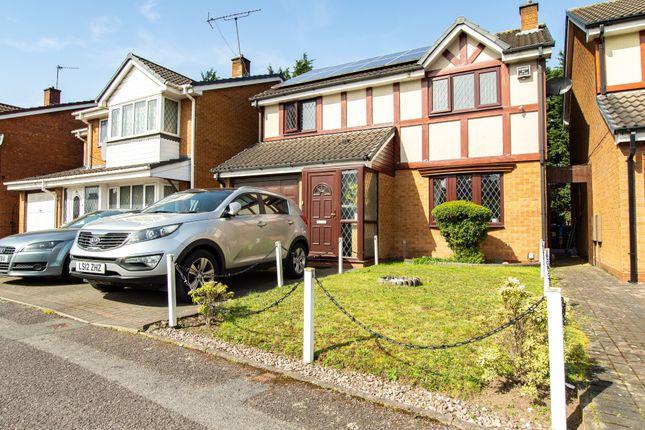 Thumbnail Detached house for sale in Shakesphere Road, Erdington, Birmingham