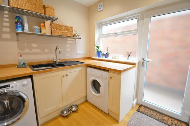 Utility Room of Plant Lane, Long Eaton, Nottingham NG10