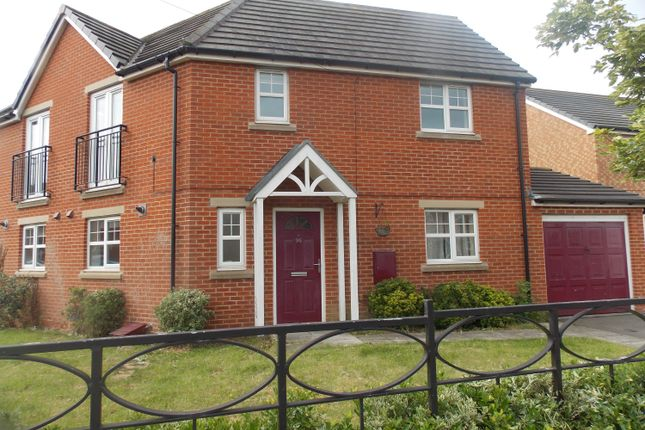 3 bed semi-detached house to rent in Pacific Drive, Thornaby, Stockton-On-Tees
