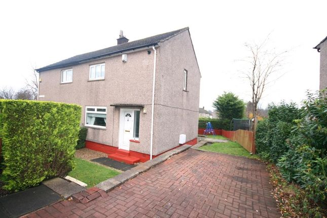 Thumbnail Semi-detached house for sale in Cedar Avenue, Johnstone