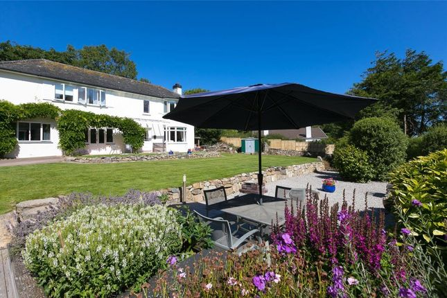 Thumbnail Detached house for sale in Trelyon Avenue, St. Ives, Cornwall