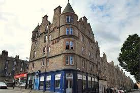 Thumbnail Flat to rent in Yeaman Place, Edinburgh EH11,